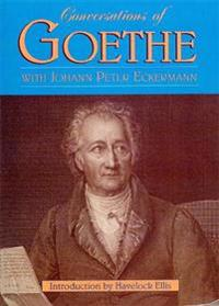 Conversations of Goethe