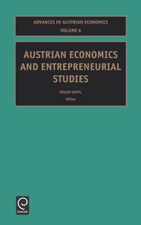 Austrian Economics and Entrepreneurial Studies