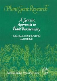 A Genetic Approach to Plant Biochemistry