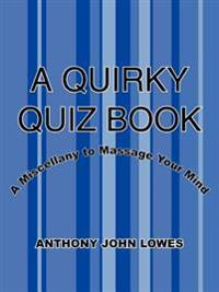 A Quirky Quiz Book