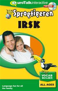 Mina första ord. Iriska