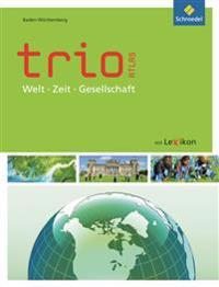 Trio Atlas. Baden-Württemberg