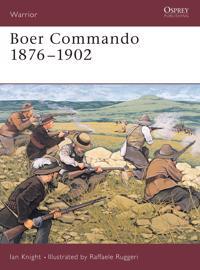 Boer Commando 1876-1902