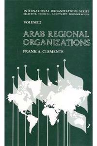 Arab Regional Organizations