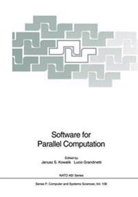 Software for Parallel Computation