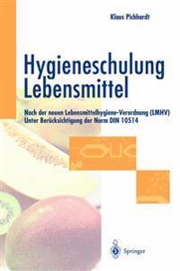 Hygieneschulung Lebensmittel