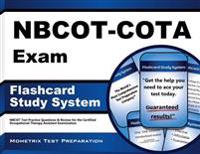 Nbcot-Cota Exam Flashcard Study System: Nbcot Test Practice Questions and Review for the Certified Occupational Therapy Assistant Examination