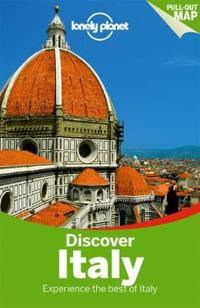 Lonely Planet Discover Italy [With Map]