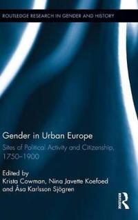 Gender in Urban Europe
