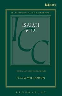 A Critical and Exegetical Commentary on Isaiah 1-27