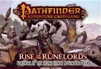 Pathfinder Adventure Card Game: Rise of the Runelords Deck 4 - Fortress of the Stone Giants Adventur