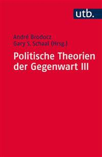 Politische Theorien der Gegenwart 3