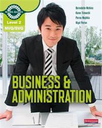 NVQ/SVQ  Level 2 BusinessAdministration Candidate Handbook