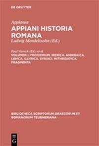 Prooemium. Iberica. Annibaica. Libyca. Illyrica. Syriaci. Mithridatica. Fragmenta