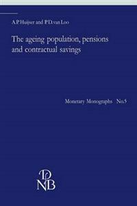 The Aging Population, Pensions and Contractual Savings