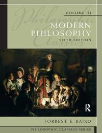 Philosophic Classics, Volume III