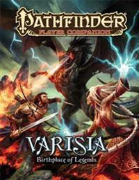 Pathfinder Player Companion: Varisia, Birthplace of Legends