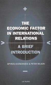 The Economic Factor in International Relations: A Brief Introduction: Volume 19