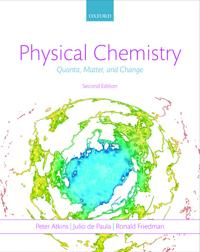 Physical chemistry - quanta, matter, and change
