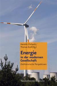 Energie in Der Modernen Gesellschaft: Zeithistorische Perspektiven