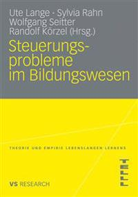 Steuerungsprobleme Im Bildungssystem