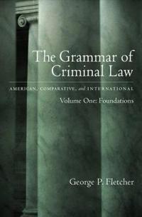 The Grammar of Criminal Law