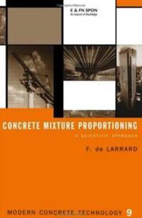 Concrete Mixture Proportioning