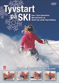 Tyvstart på ski