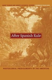 After Spanish Rule