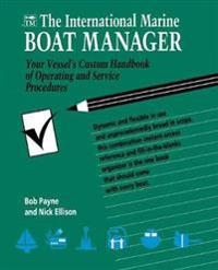 The International Marine Boat Manager