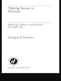 Talking Sense in Science
