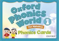 Oxford Phonics World: Level 1: Phonics Cards