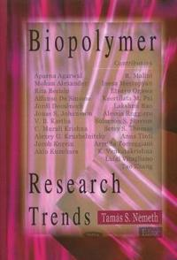 Biopolymer Research Trends