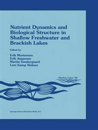 Nutrient Dynamics and Biological Structure in Shallow Freshwater and Brackish Lakes
