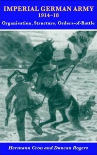 Imperial German Army 1914-18