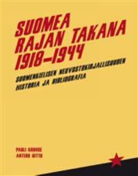 Suomea rajan takana 1918-1944