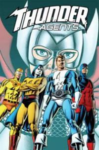 T.H.U.N.D.E.R. Agents Volume 1