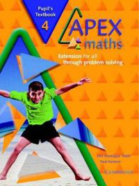 Apex Maths Pupil's Textbook 4