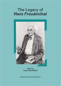 The Legacy of Hans Freudenthal