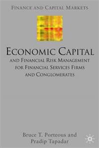 Economic Capital and Financial Risk Management for Financial Servicees Firms and Conglomerates