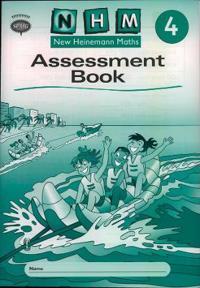 New Heinemann Maths Yr4, Assessment Workbook (8 Pack)