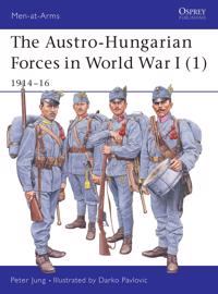 Austro Hungarian Forces in World War I