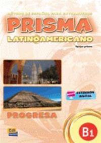 Método de español para extranjeros Prisma B1 / Spanish Method for foreigners Prisma