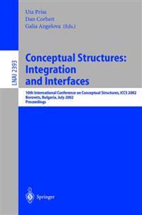 Conceptual Structures - Integration and Interfaces