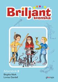 Briljant Svenska Arbetsbok 2