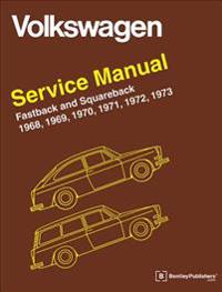 Volkswagen Fastback and Squareback (type 3) Official Service Manual 1968-1973