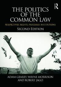 The Politics of the Common Law