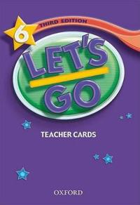 Let's Go 6 Teacher's Cards