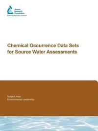 Chemical Occurrence Data Sets for Source Water Assessments