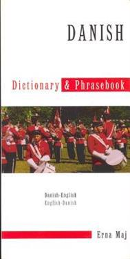 Danish-English English-Danish Dictionary & Phrasebook